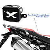 #8: KEMIMOTO CRF1000L Rear Brake Reservoir Guard Cover Accessories for Honda Africa Twin 2016 2017