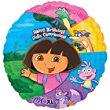 Dora and Friends 18″ Foil Balloon, Health Care Stuffs