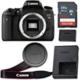 Canon EOS Rebel T6s 24.2 MP CMOS Digital SLR Camera with 3.0-Inch LCD (Body Only) - Wi-Fi Enabled (Certified Refurbished)