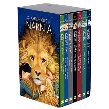 The Chronicles of Narnia by C.S. Lewis: 8 Book Box Set by Harper Collins Children's Books