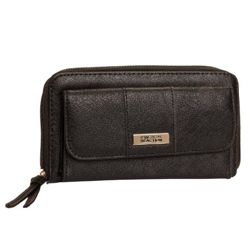kenneth cole reaction black textured small plate urban