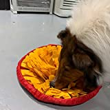K KAMY'S ZOO Dog Snuffle Mat, Feeding Mat, Dog