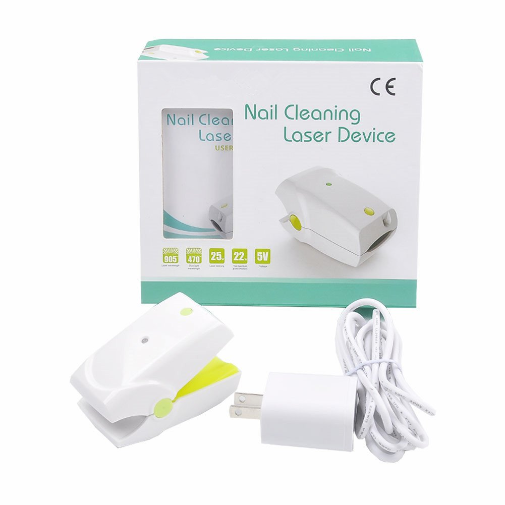 FALADI Nail Cleaning Laser Device,Nail Fungus Treatment Laser,Safe Fungus Remover Treatment And Toenail Fungus Treatment Revolutionary For Toe And Finger Nails To Use At-Home