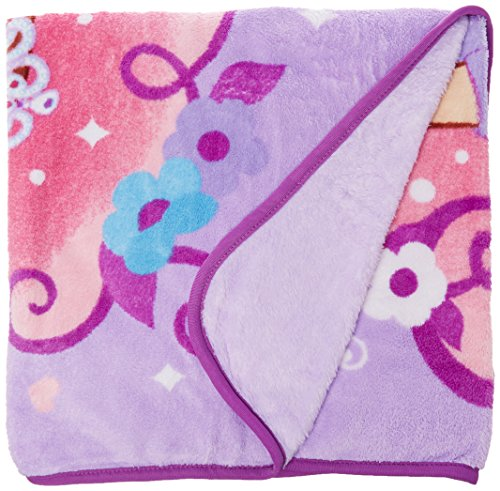 st Rolled Ultra Soft Blanket, Sofia The First (Disney Princess Soft Sweet)