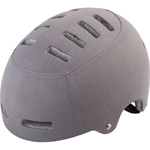 Lazer Armor Deluxe Helmet: Light Gray Fabric MD For Sale