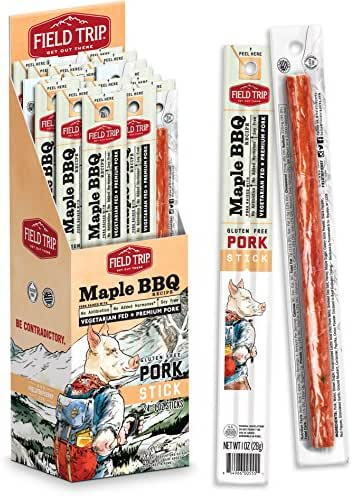 Jerky & Dried Meats: Field Trip Meat Sticks