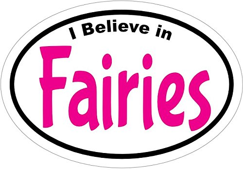 Sparkle Pixie Kit (Fairy Vinyl Decal Sticker - I Believe in FAIRIES Magic Fantasy Vinyl Sticker - Fairy Magic Bumper Sticker - Perfect Fairy Lover and Inspirational Gift, Made in the)