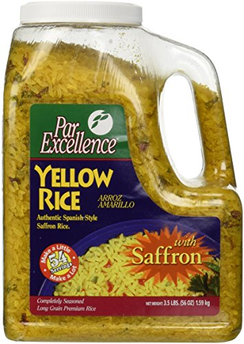 Price comparison product image Par Excellence Producers Yellow Rice,  3.5 lb.