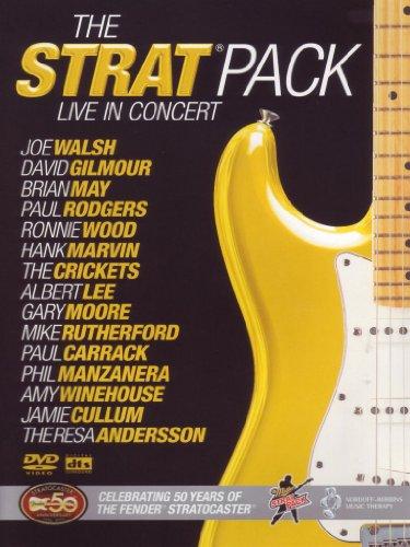 - Strat Pack: 50th Anniversary of the Fender Strat