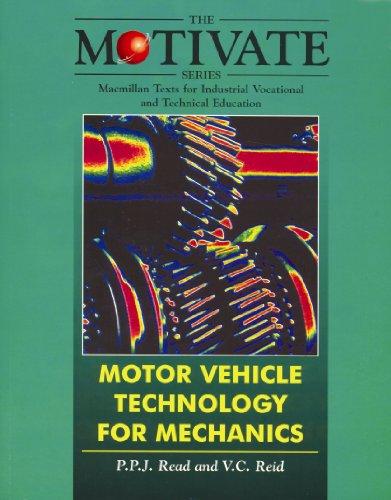 Motor Vehicle Technology for Mechanics (Motivate S.)