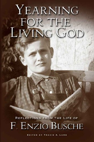 Yearning for the Living God by [Lamb, Tracie]