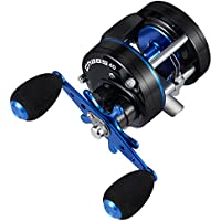 Piscifun Chaos Round Baitcasting Reel Reinforced Metal...