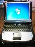 CF-19CDBAXVM/MK1/CF-19 Digitizer/Laptop/Notebook/Panasonic Toughbook / Tablet PC / 2gb ram/ 80gb Hard Drive/ wifi/ 10.4 inch LCD/