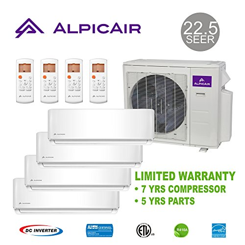 quad mini split heat pump - 3
