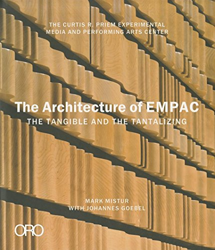 The Architecture of EMPAC: THE TANGIBLE AND THE TANTALIZING: THE CURTIS R. PRIEM EXPERIMENTAL MEDIA AND PERFORMING ART - Goebel Mark
