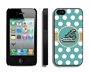 Best Speckle Hard Shell Cover Case for Iphone 4/4s Ncaa Cheap Designer Mobile Phone Accessories by lolosakes