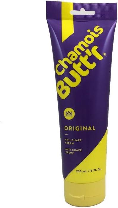 Chamois Butt'r Original Anti-Chafe Cream, 8 oz tube