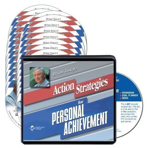 Action Strategies for Personal Achievement (12 Volumes of 2 Compact Discs/PDF Workbook) (Disc Vol 2 Compact)