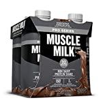 Muscle Milk Pro Series Protein Shake, Knockout Chocolate, 4 Count Review