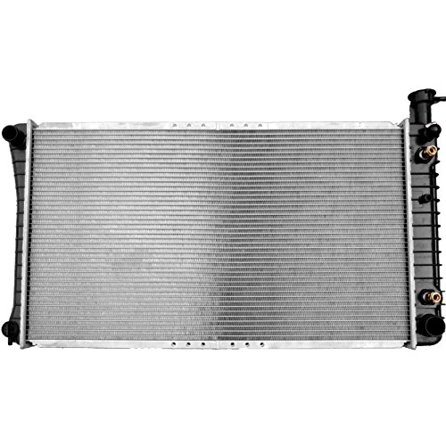 ECCPP New Aluminum Radiator 1477 fits for 1992-1995 Chevrolet G20 Beauville 1-1/4 In. Thickness
