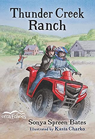 book cover of Thunder Creek Ranch