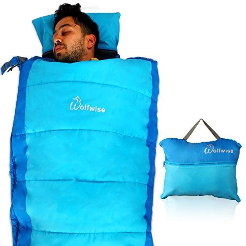 WolfWise Lightweight Envelope Sleeping Storage