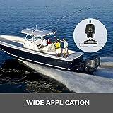 Mophorn 150HP Hydraulic Outboard Steering Kit Boat