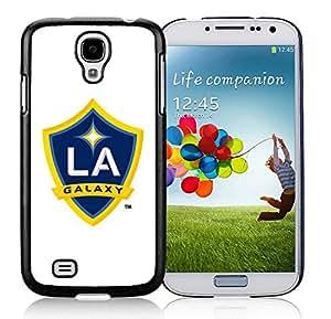 Fashionable And Antiskid Designed MLS Los Angeles Galaxy Samsung Galaxy S4 I9500 i337 M919 i545 r970 l720 Case Cover 05 Black