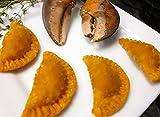 Lobster Empanadas - Gourmet Frozen Seafood Appetizers (35 Piece Tray)