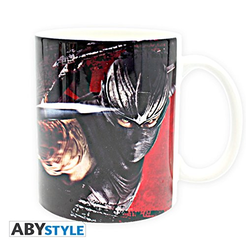 NINJA GAIDEN - Mug - 320 ml - Ryu Hayabusa - subli - with ...