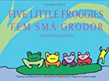Five Little Froggies/Fem Små Grodor, Harris Tobias, 1478379413