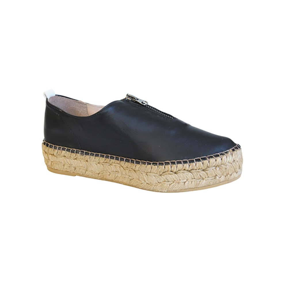 Eric Michael Serena Womens Loafers & Slip-Ons, Black, Size - 37