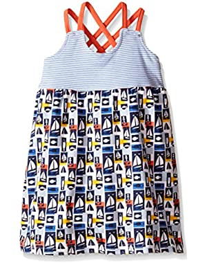 Toddler Girls' Maritime Sunny Day Dress
