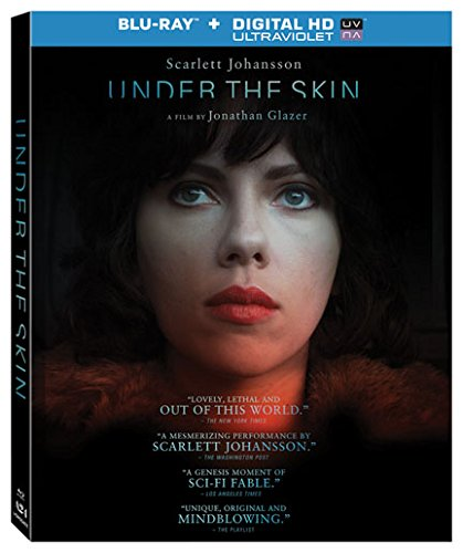 Under The Skin [Blu-ray + Digital]