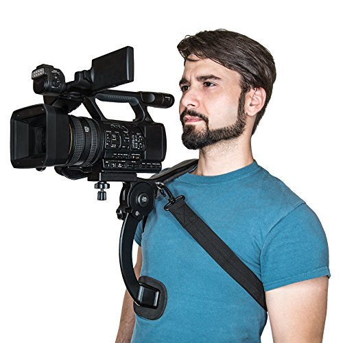 Ultimaxx Shoulder Stabilizer with Compact Design Serving Universal Camcorders/Digital Camera