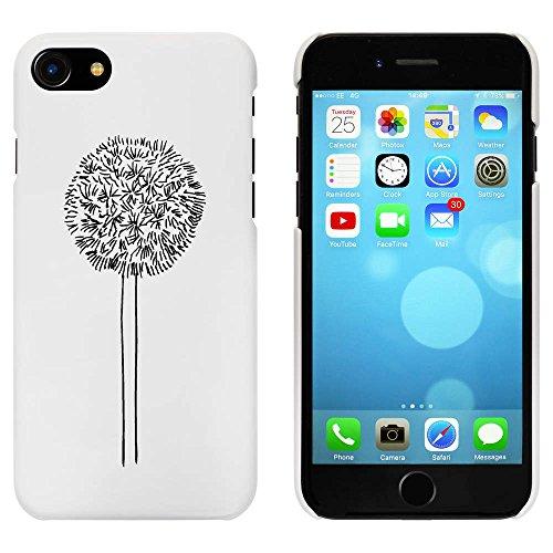 Blanc 'Pissenlit' étui / housse pour iPhone 7 (MC00067948)
