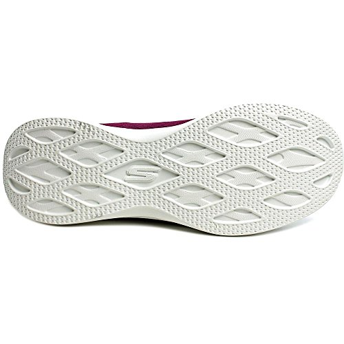 Skechers Performance Dames Gaan Step Lite-solace Wandelschoen Paars