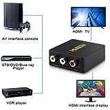 RCA to HDMI,Musou Composite AV to HDMI Video