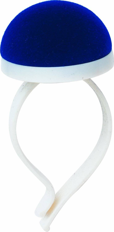 Emi Craft Puntaspilli di braccialetto blu Blau