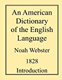 An American Dictionary of the English Language (Volume 1)