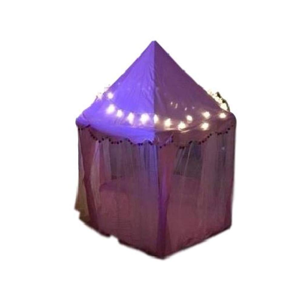 GT Castle Playhouse Tent Girls Kids with Lights Girl Kid Indoor Tents Pink Bed Outdoor Baby Child Childrens Toddler & Ebook Easy2Find.