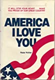 America I Love You, Peter Potter, 0934791007