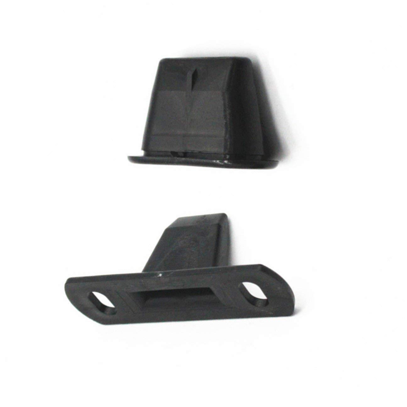 904645 MachinYesity Per Fiat Scudo 1995-2006 Set localizzatore porta laterale scorrevole//guida e perno Nuovo e originale 904637 1487798080 nero