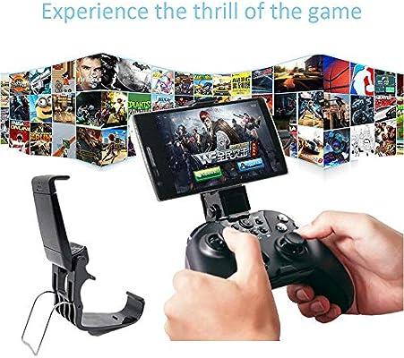 Soporte de clip para mando Xbox One para Xbox One, soporte para ...