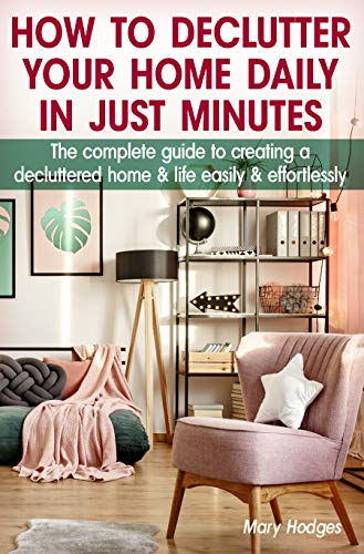 Declutter Your Home Daily Minutes ebook product image
