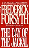 The Day of the Jackal, Frederick Forsyth, 0553255223