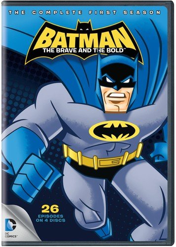 - Batman: The Brave and the Bold: Season 1