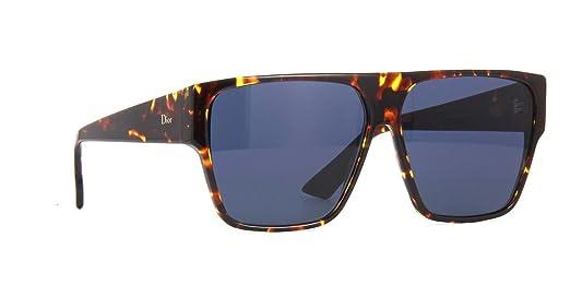 280cc3729b0a6 Dior DIOR HIT HAVANA BLUE women Sunglasses  Amazon.com.au  Fashion