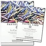 Sennelier La Carte Pastel Pad 12x16 2 Sheets of 6 Colors