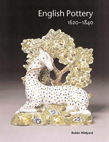 English Pottery 1620-1840 (English Pottery)